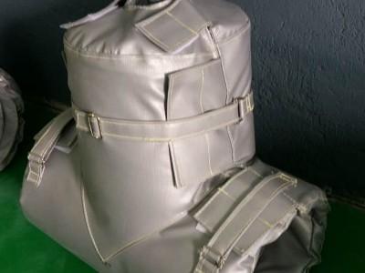 阀门保温套,管道保温材料,隔热罩